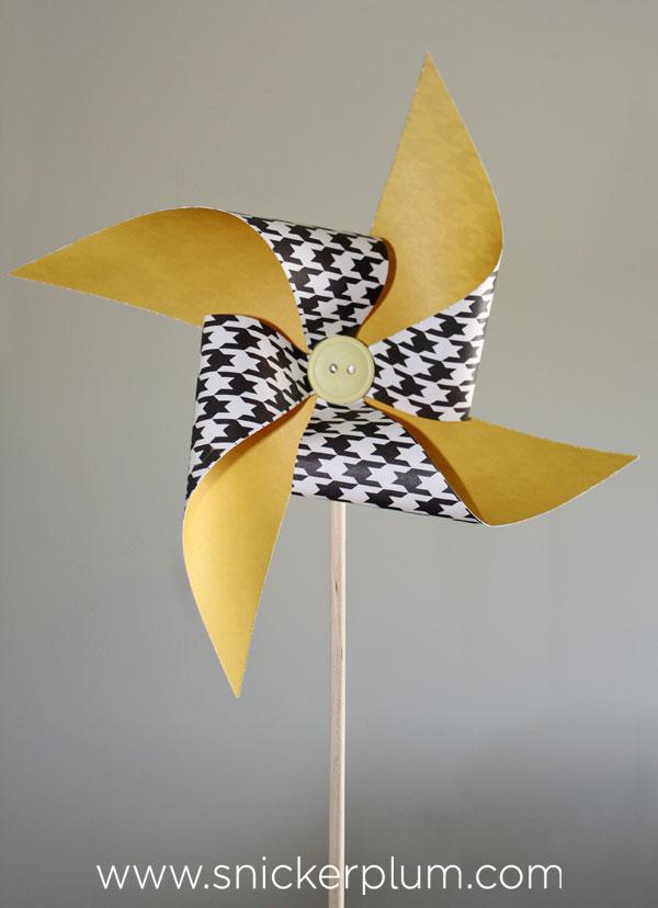 Easy DIY Paper Pinwheels \u0026 Baby Boy Blessing & Easy DIY Paper Pinwheels \u0026 Baby Boy Blessing | Snickerplum\u0027s Party ...